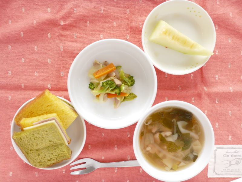 スープ 野菜 ワンタン ワンタンスープ